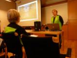 Ordf Ann-Marie Ekvall hälsar välkommen 158x